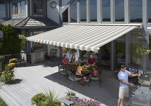 Browse our selection of awnings