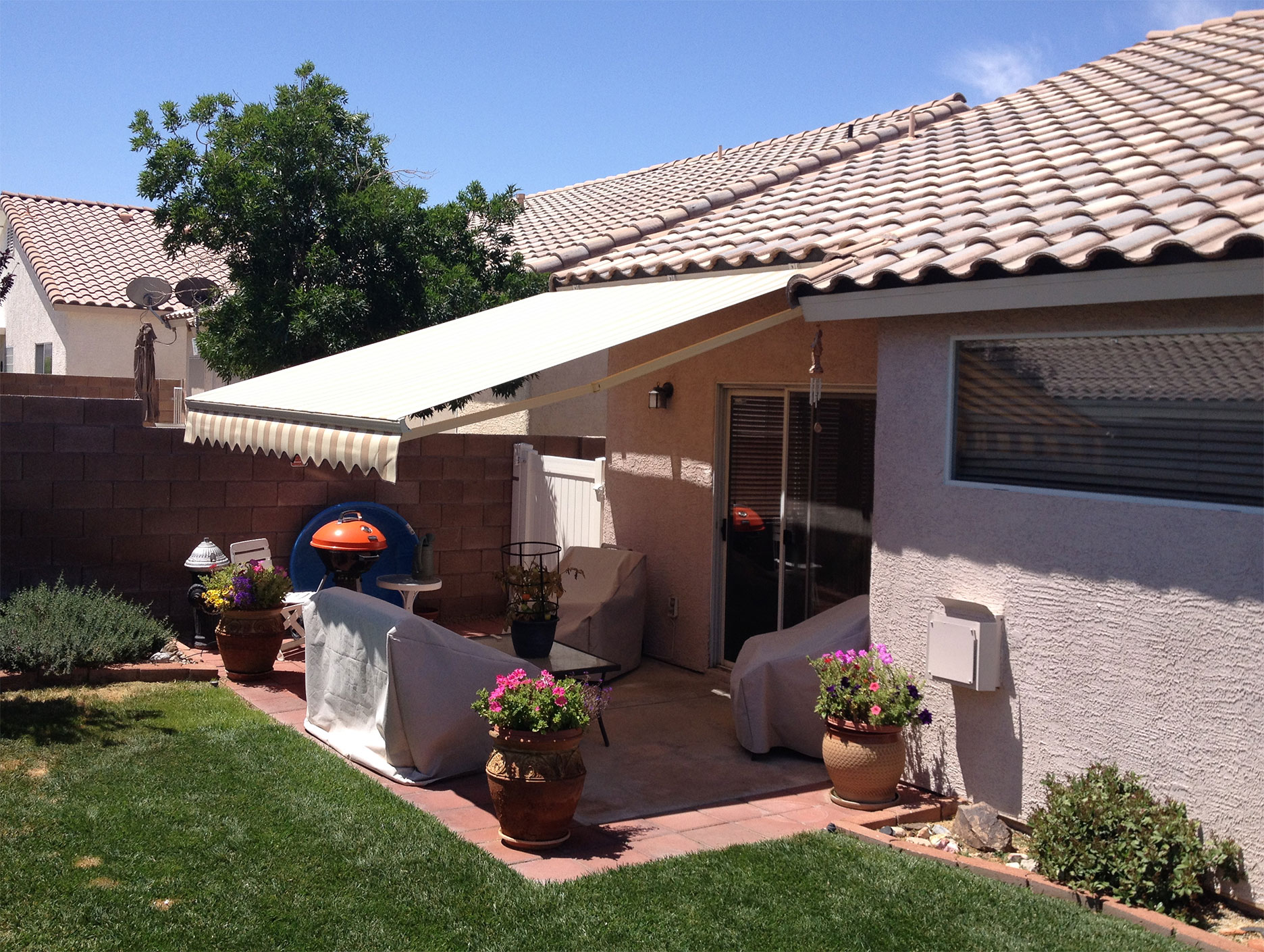 Sunesta awning - 4 Tips On How To Take Care Of Your Retractable Awning