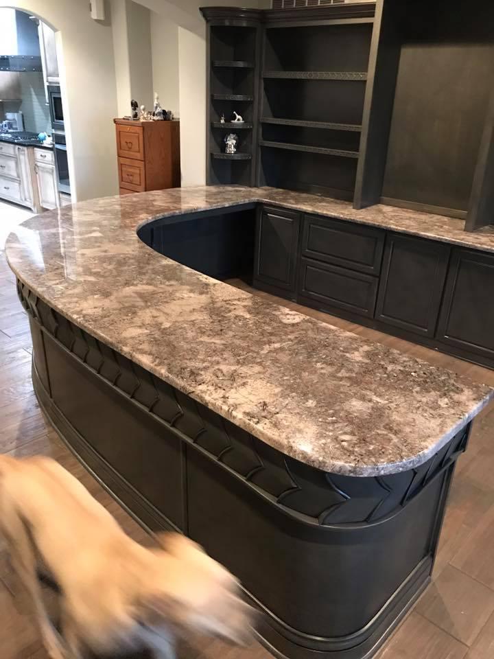 Custom Desk for Home Office