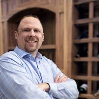Craig Huckstep, owner Cherished Woodcraft