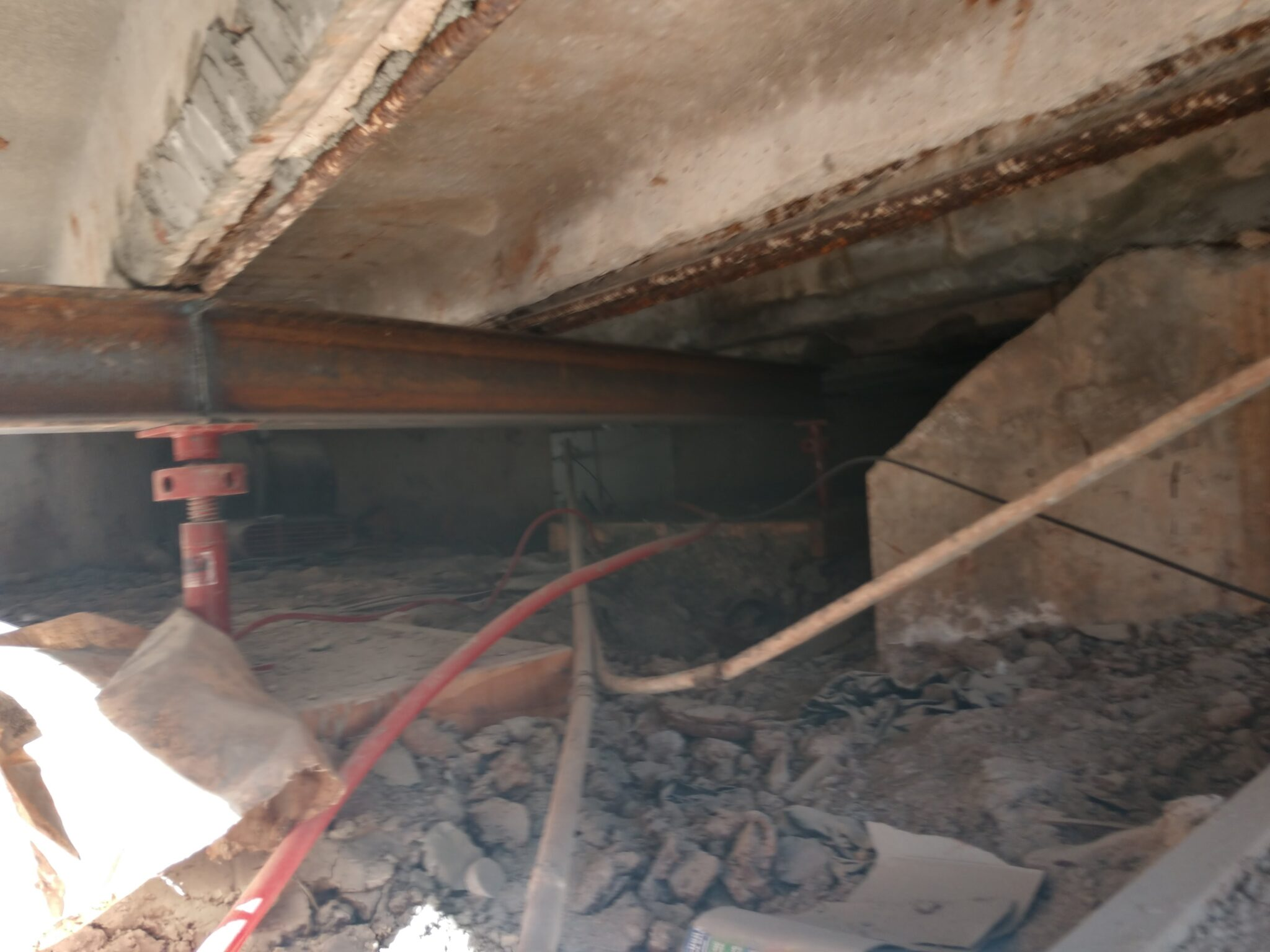 Our Crawl Space creates a elevated space of about 2' beneath the decking. This creates a create area for anyone to dive beneath the surface and service these elevated water features. This is a cost saving measure and prevents the need to remove decking in the event of a broken pipe or bad wire.