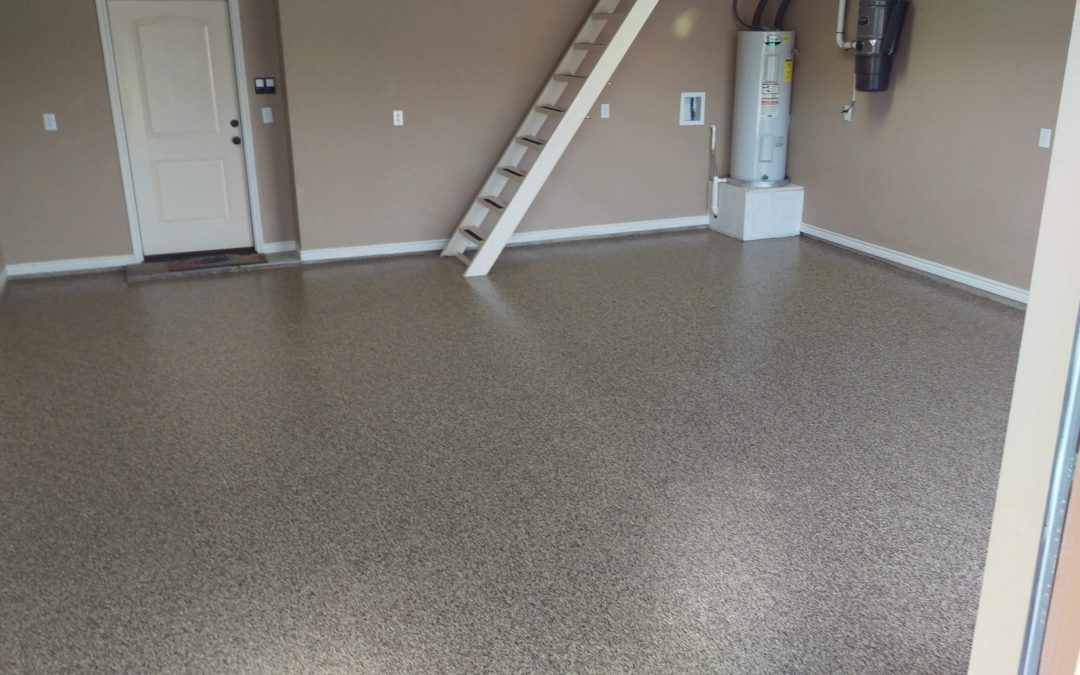 1 Day Coatings – Garage Floor Coating Installation