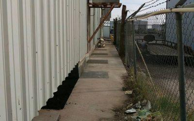 Industrial Building – Foundation Repair
