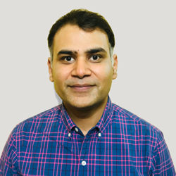 amazon marketing agency off shore team lead and business director Nitin Goyal