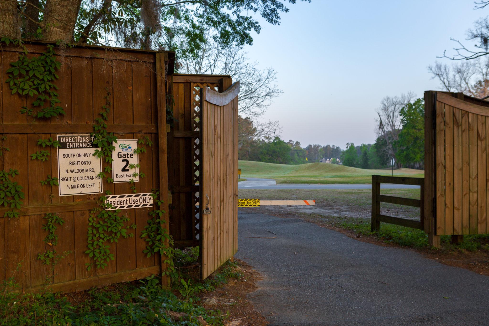 stone creek gate 2