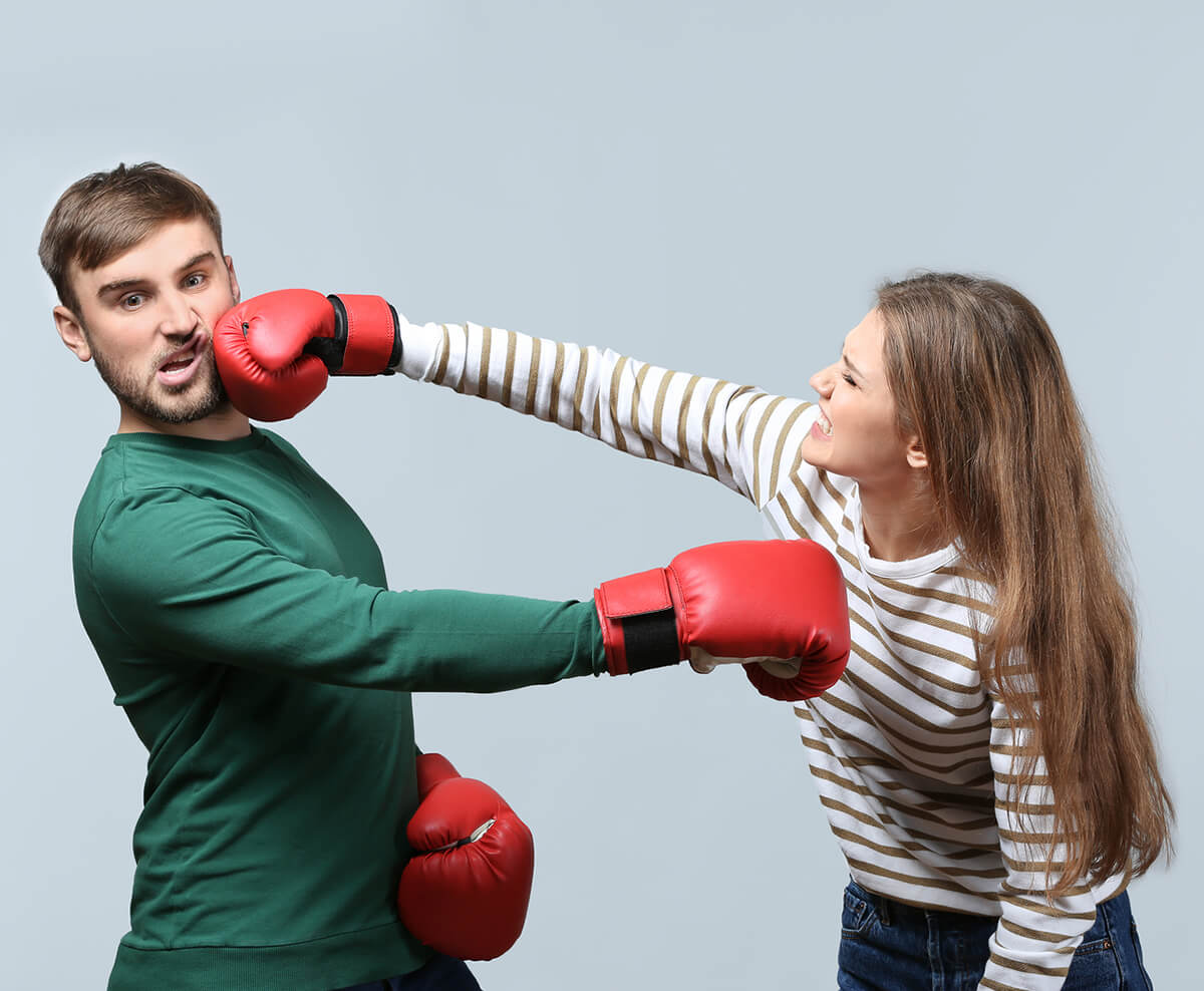 Conflict Resolution: How to De-Escalate
