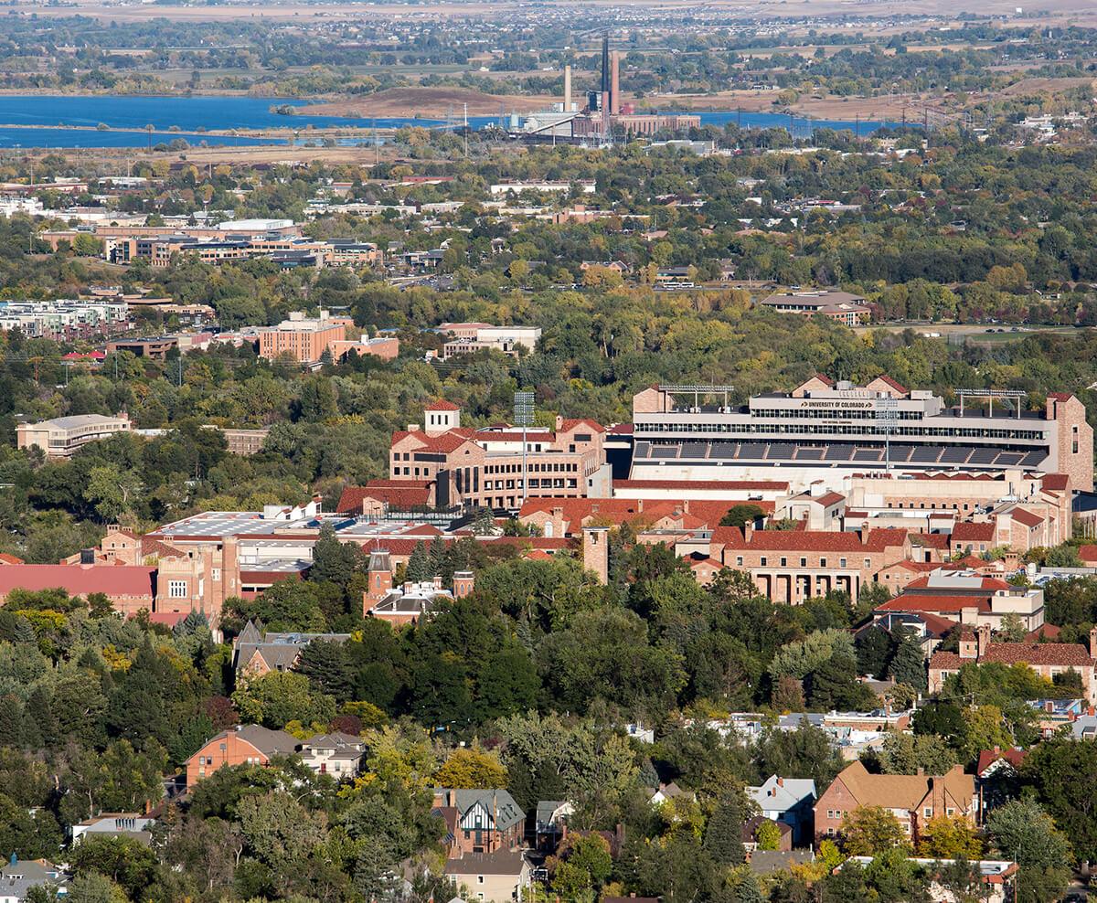 Boulder, Colorado: A Therapy Hot Spot