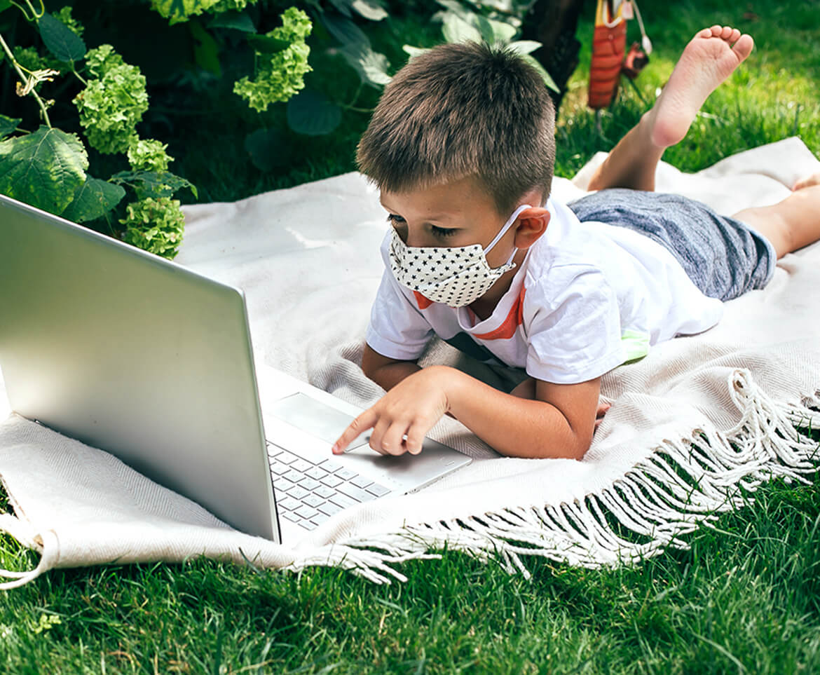 Virtual Learning Tips for Elementary School Students & Parents