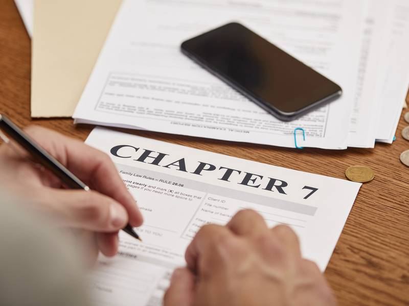 Filing Bankruptcy Chapter 7