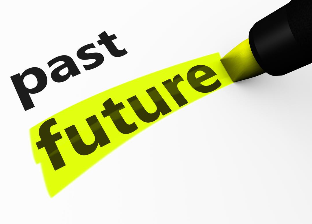 Future Vs Past Life Concept