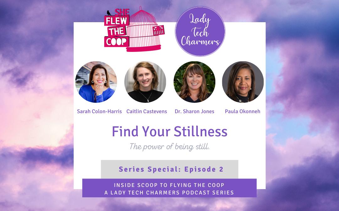 Find Your Stillness   Women's Empowerment