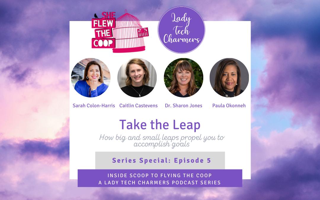 Take the Leap | Women's Empowerment