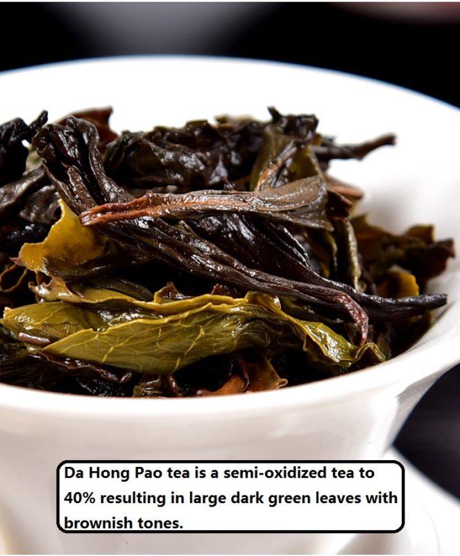 big red robe loose leaf tea