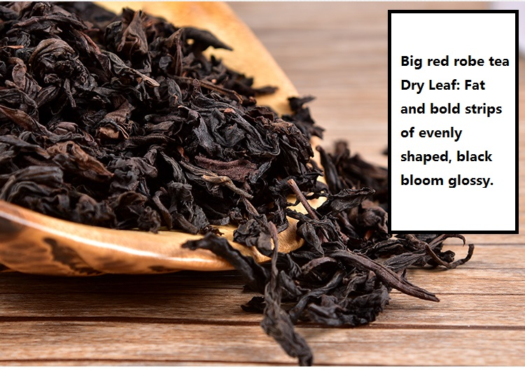 big red robe tea