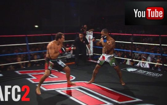 HECTOR LOMBARD VS JESSE TAYLOR – AFC MIDDLE WEIGHT TITLE