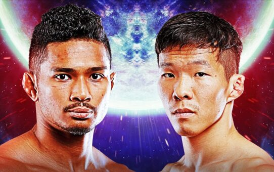 Amir Khan vs. Dae Sung Park   Road To ONE: COLLISION COURSE II