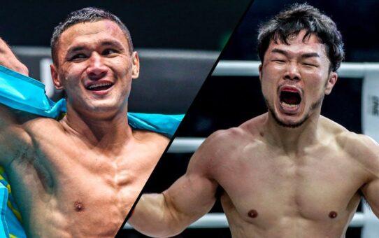 Kairat Akhmetov vs. Dae Hwan Kim   All Wins In ONE Championship