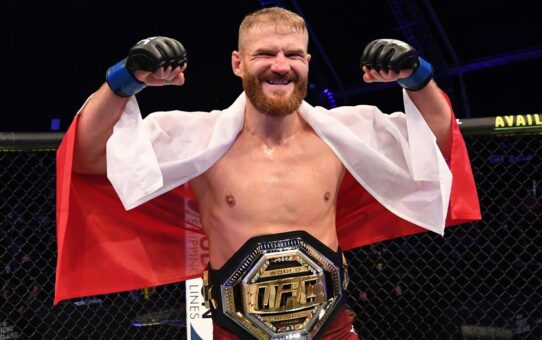 New UFC Champions of 2020