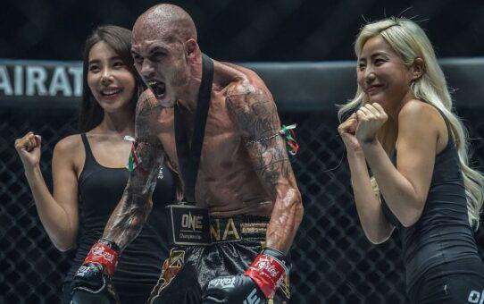 Samy Sana's ULTIMATE Striking Highlights