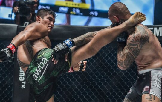 The Best Of Aung La N Sang In ONE Championship