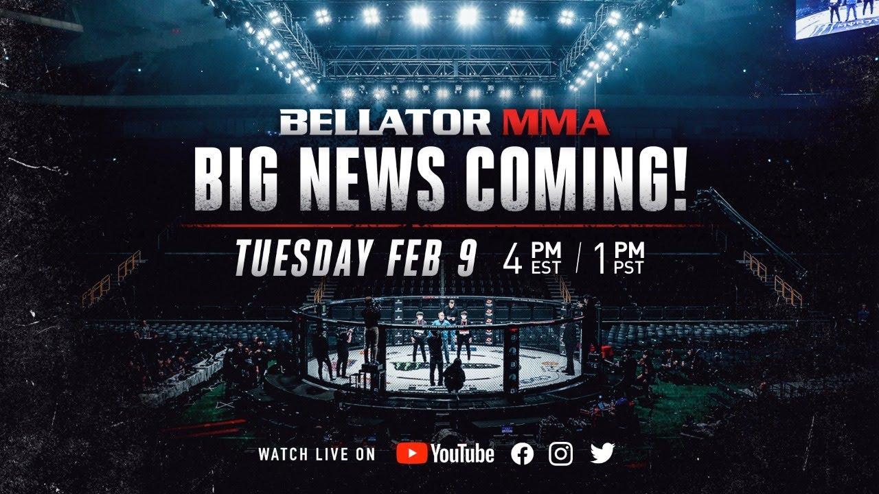 Bellator Press Conference - Special Announcement