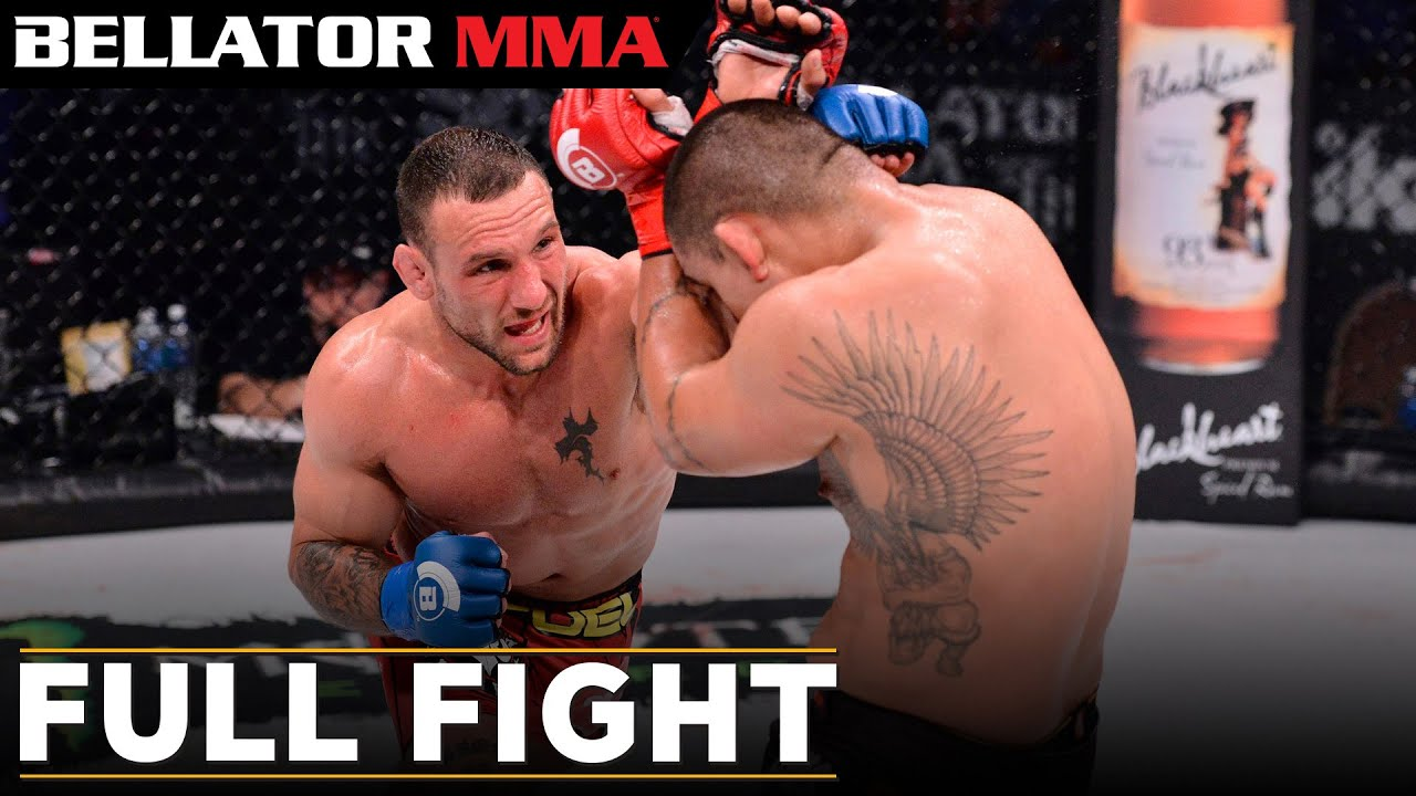 Full Fight | Brandon Girtz vs. Fernando Gonzalez - Bellator 174
