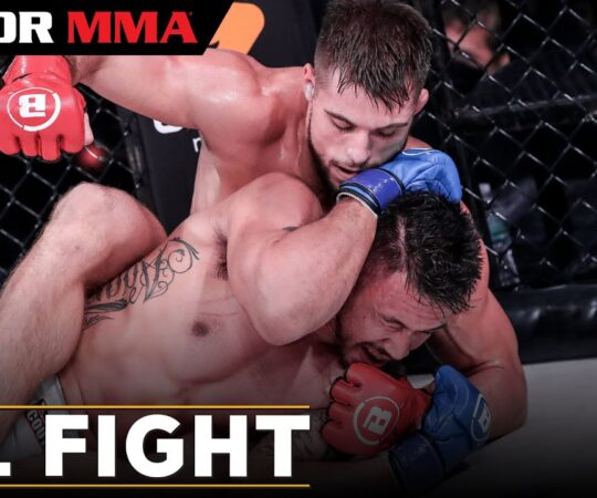 Full Fight | Dalton Rosta vs. Ty Gwerder | Bellator 250
