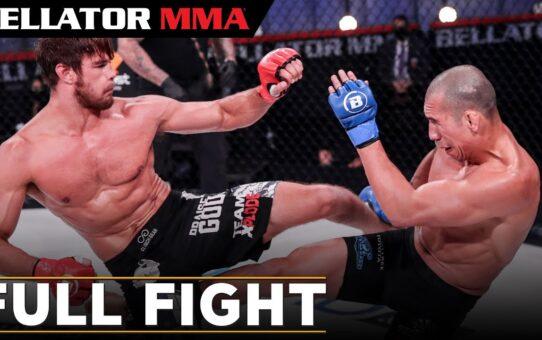 Full Fight   Derek Anderson vs. Killys Mota   Bellator 251