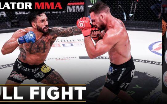 Full Fight   Henry Corrales vs. Brandon Girtz   Bellator 250