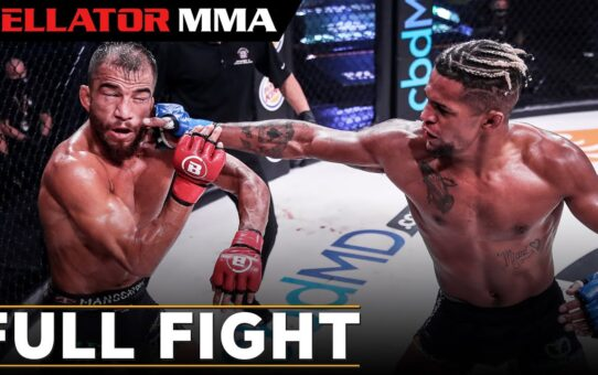 Full Fight   Juan Archuleta vs. Patchy Mix   Bellator 246