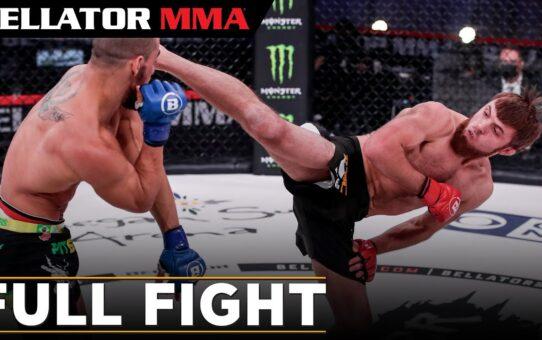 Full Fight   Magomed Magomedov vs. Matheus Mattos   Bellator 254