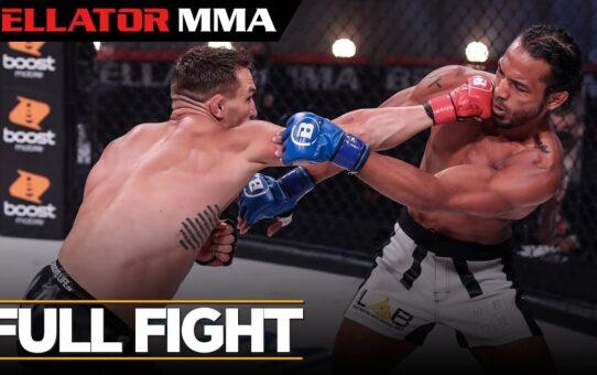 Full Fight   Michael Chandler vs. Benson Henderson – Bellator 243