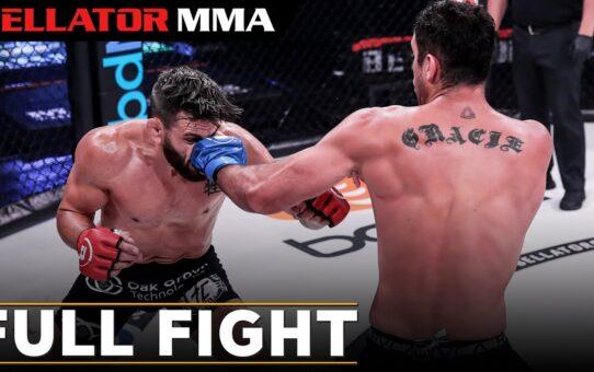 Full Fight   Neiman Gracie vs. Jon Fitch   Bellator 246