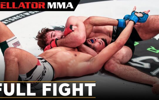 Full Fight   Norbert Novenyi Jr vs. Laid Zerhouni   Bellator 247