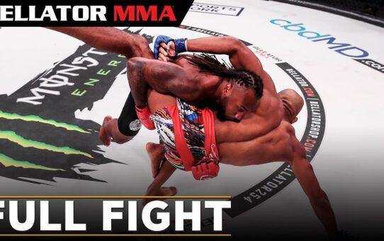 Full Fight   Romero Cotton vs. Justin Sumter   Bellator 254