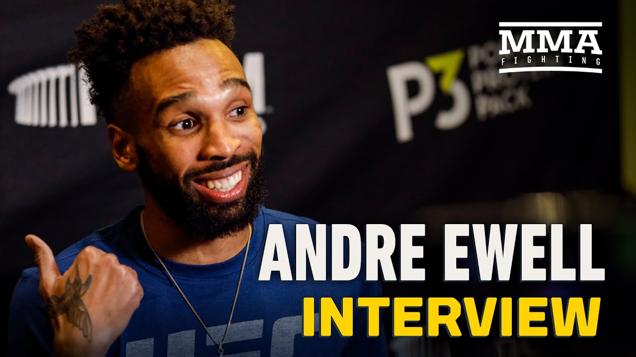 Andre Ewell: I'll Turn Chris Gutierrez Into Wrestler 'In the First Round' At UFC 258 - MMA Fighting