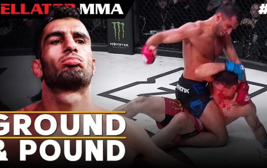 Top Ground & Pound Finishes