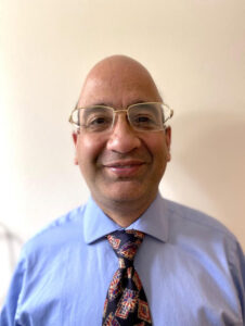 Headshot of Amitabh Pal