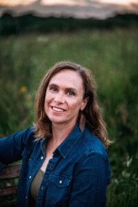 Headshot of Ambra Baldwin Hart