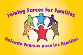 Logo for Joining Forces for Families