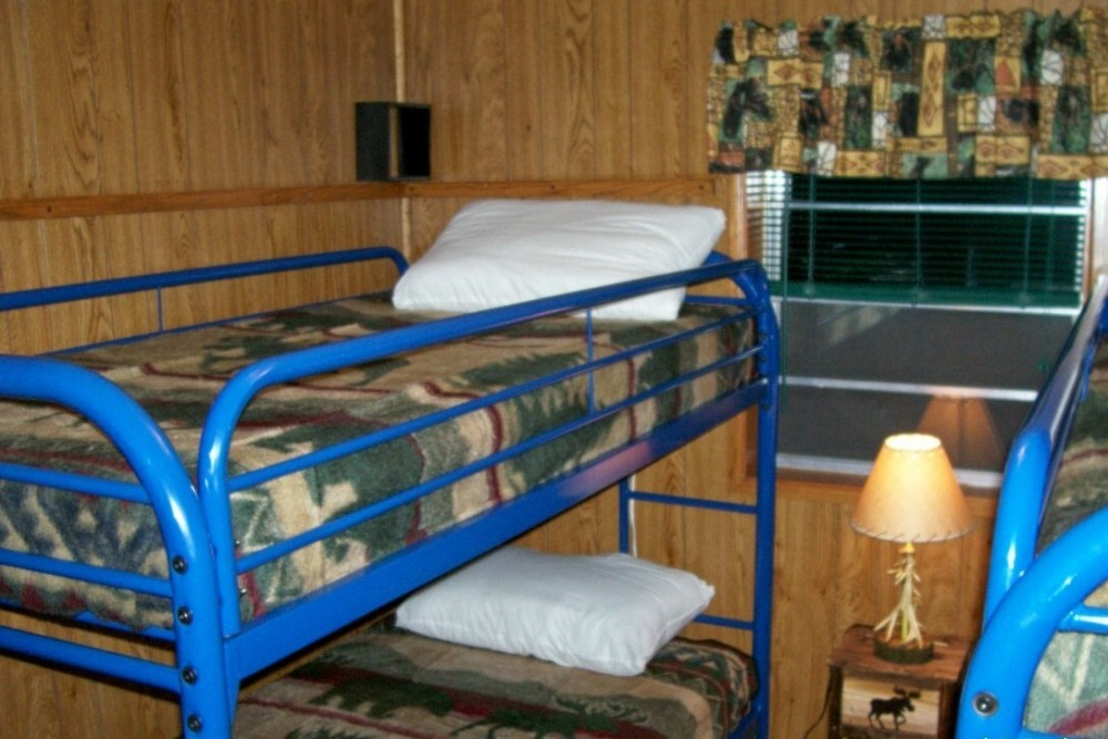 Heights lodge bunk bed room