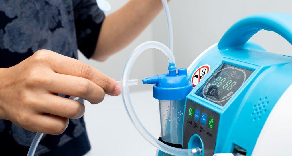 Oxygen Equipment Billing