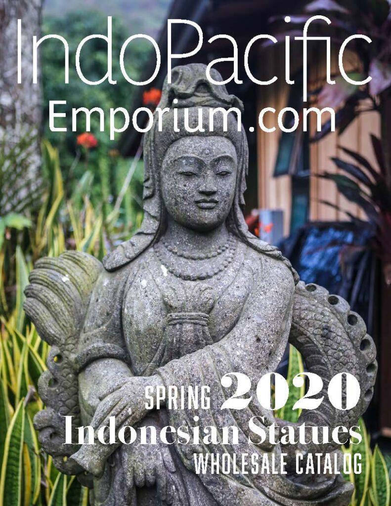 Garden ponds statues catalog 2020