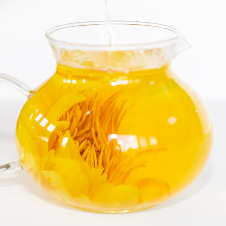 Water Lily Tea Now Available