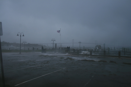 Reflections on Sandy and Life's Disasters