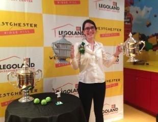 Veronica Watson, Lego Master Builder