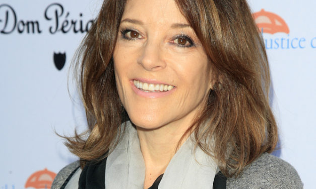 Some Perspective on Marianne Williamson