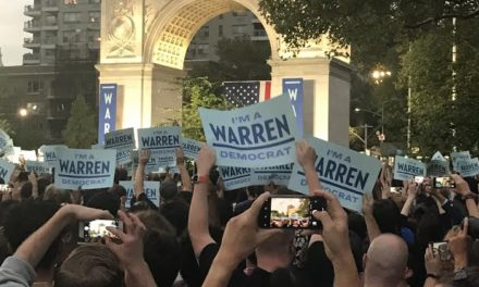 A Rousing Evening with Warren