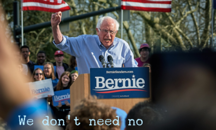 An Open Letter to Bernie Sanders