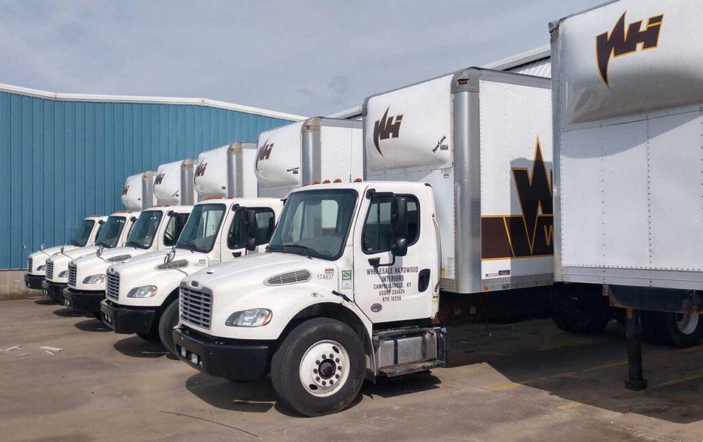 distribution plant wholesale hardwood interiors